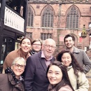 EUKN Fam trip in Chester