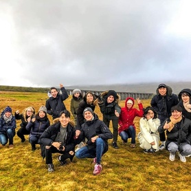 Studying English abroad is not just about learning the language! It's about the adventure! Thanks to @busybus_uk for the awesome pics #adventure #chester #Studyabroad #uk #northengland #england #learnmore #learnenglish #learn #english #languages #culture #friendship #explore #nature #winter