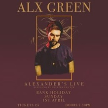 EiC Recommends: Alx Green and Band