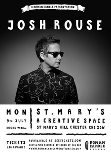 EiC Recommends: Roman Candle Presents Josh Rouse