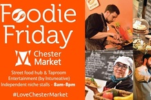 Lunch Club: Chester Market