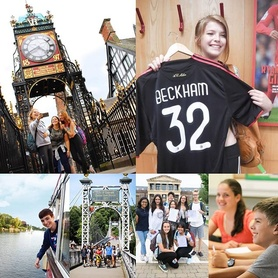 We still have spaces on our Summer Course for Teenagers this July and August! Meet people from all over the world, improve your English and discover the wonderful city of Chester! #1 Junior Homestay in the UK (according to EL Gazette)  #junior #summercourse #summercamp #summer #verano #summerexperience #chester #highquality #studyabroad #experience #explore #discover