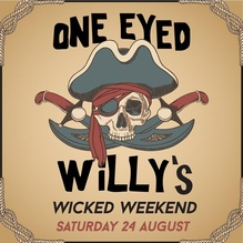 EiC Recommends: One Eyed Willy's Wicked Weekend