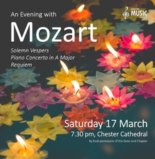 EiC Recommends: An Evening with Mozart