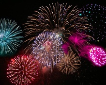 EiC Recommends: Fireworks Display