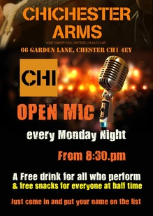 EiC Recommends: Open Mic Night