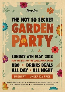 EiC Recommends: Not So Secret Garden Party