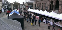 EiC Recommends: Chester Farmers Market