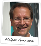 Holger, Germany