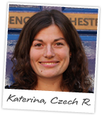 Katerina, Czech Republic