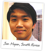 Jun Hyun, South Korea