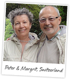 Peter & Margrit, Switzerland